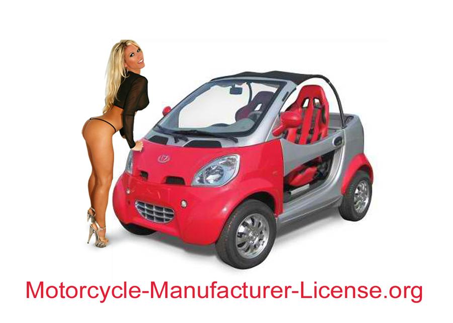 lsv manufacturer license