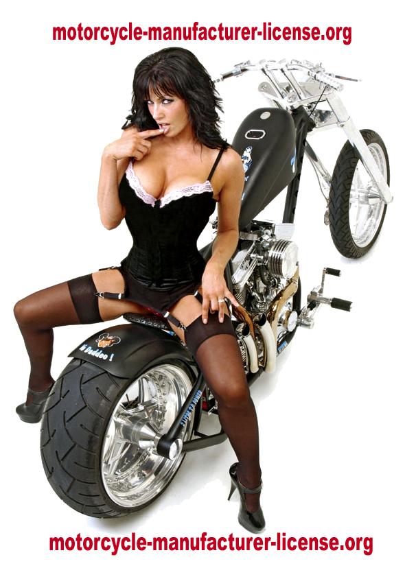 EPA motorcycle manufacturing license process chopper bike builder
