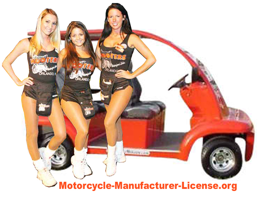 Hooters Girls LSV