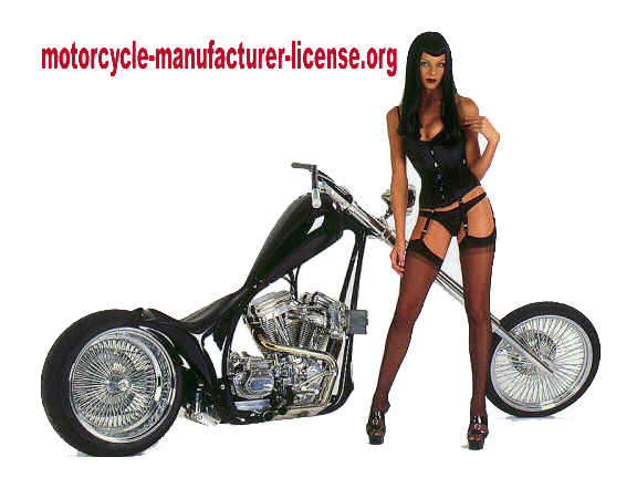 motorcycle manufacturing license assistance consulting